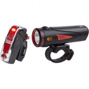 Light And Motion Urban 1000 Black / Black + Vis 180 Pro light twinp   Light Sets