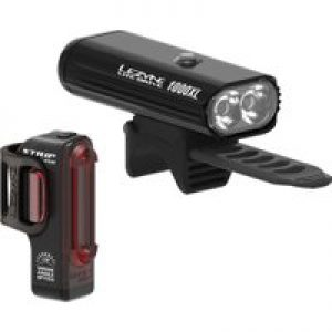Lezyne Lite Drive 1000XL / Strip Pro Light Pair   Light Sets