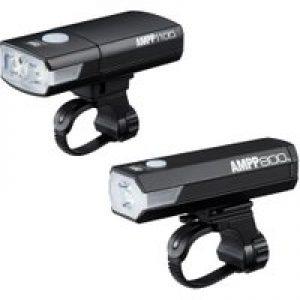 Cateye Ampp 1100 & Ampp 800 Combo Light Set   Light Sets
