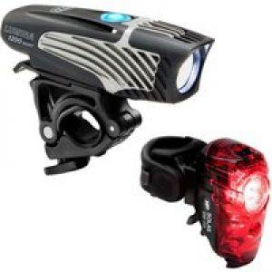 NiteRider Lumina 1200 Boost/Solas 250 Combo Light Set   Light Sets