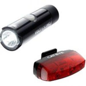 Cateye Volt 100 XC / Rapid Micro Light Set   Light Sets