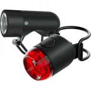 Knog Plug Front & Rear Light Set   Light Sets