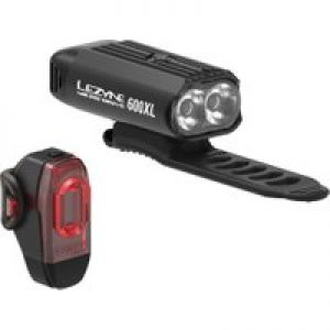 Lezyne Micro Drive 600XL / KTV Light Pair   Light Sets