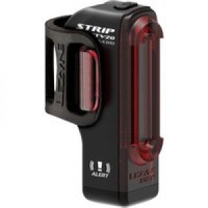 Lezyne STVZO Strip Alert LED Rear Light   Rear Lights