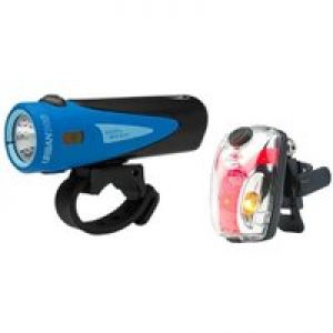 Light And Motion Urban 900 Longfin + Vis Micro II   Light Sets