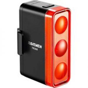 Ravemen TR300 USB Rechargeable Rear Light   Rear Lights