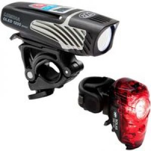 NiteRider Lumina 1200 Oled Boost/Solas 250 Combo Light Set   Light Sets