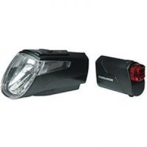 Trelock LS 460 I-GO Power Front and Rear Light   Light Sets