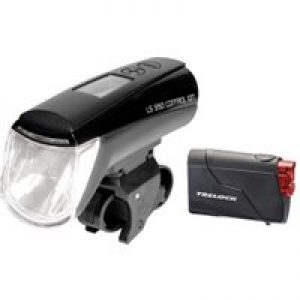 Trelock LS 950 REEGO Control ION Light Set   Light Sets