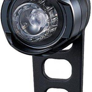 Cateye Orb Rechargeable Front Bike Light - Black