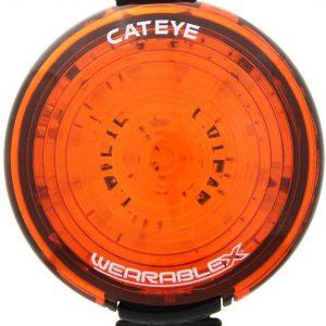 Cateye Wearable X Rear Bike Light