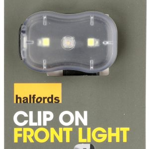 Halfords Usb Clip Front Light