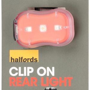 Halfords Usb Clip Rear Light