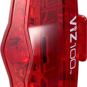 Cateye Viz 100 Rear Bike Light