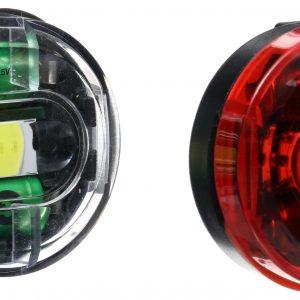 Halfords Super Bright Led Bike Light Set